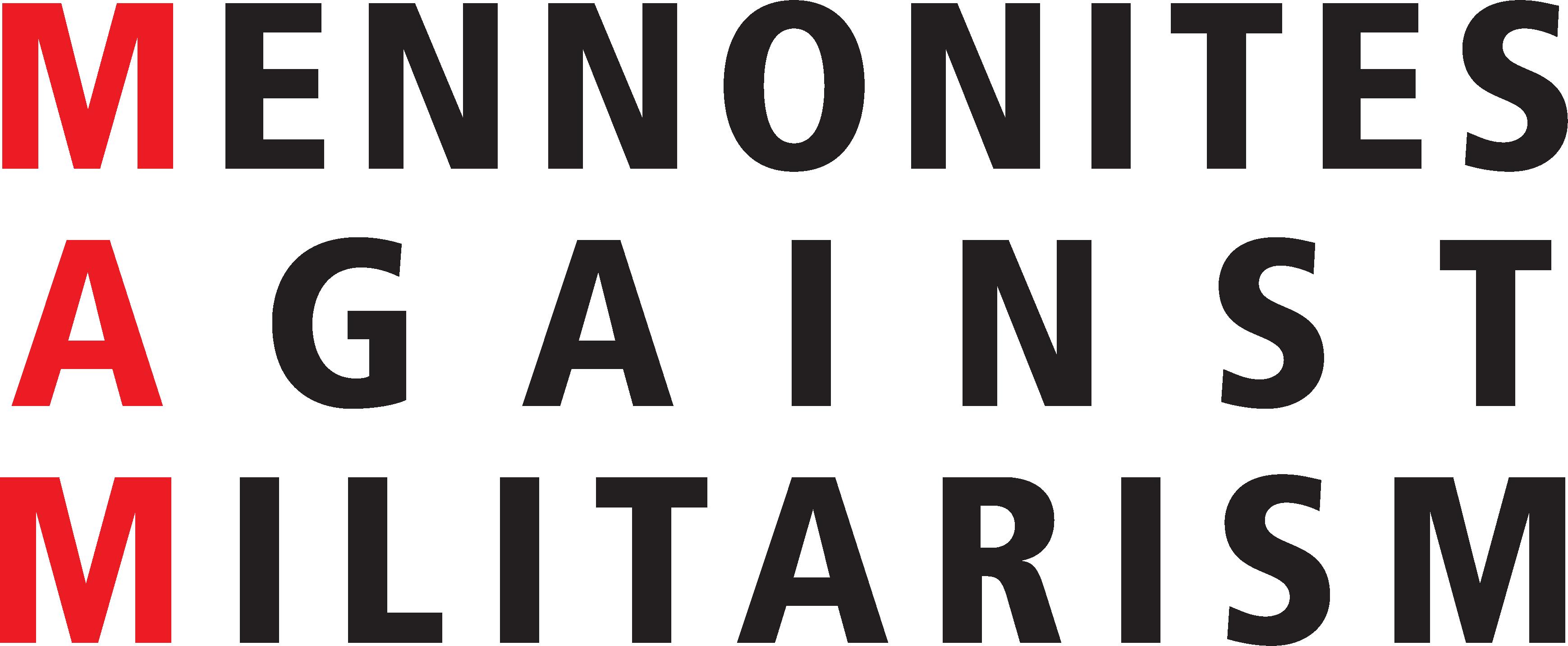 Mennonites Against Militarism